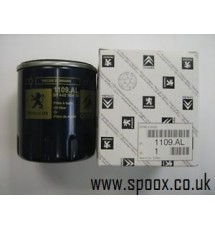 Genuine Peugeot 106 XS Oil Filter