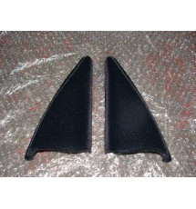 Peugeot 306 Flocked Interior Wing Mirror Covers (Purchase)