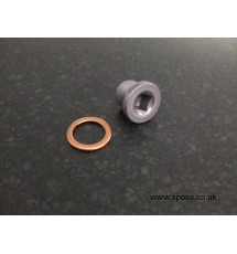 Genuine Peugeot 405 Mi16 Sump Bung and Seal