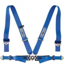 Cobra 4 Point Harness (BLUE)