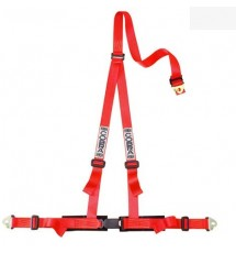 TRS 3 Point Harness (RED)