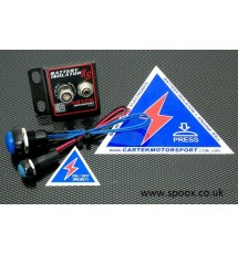 Cartek Solid State Battery Isolator Kit (xs)