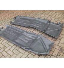 Peugeot 205 Twintex Floor & Tank Guard - O/S