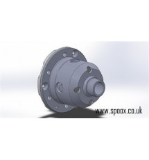Peugeot BE1 NXG Plate Differential
