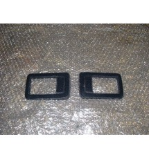 Peugeot 205 Flocked Door Handle Surrounds (Purchase)