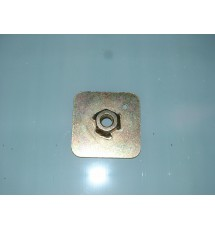 FIA Approved EyeBolt Mounting Plates