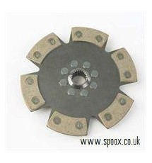 Peugeot 106 GTI Helix Competition 6 Paddle Friction Plate (200mm rigid hub)