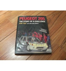 Peugeot 205 - The Story Of A Challenge
