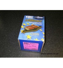 Peugeot 406 V6 Coupe EBC Ultimax Front Brake Pads