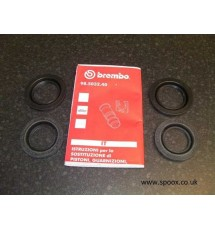 Peugeot 406 Brembo 4 pot Calliper Seal Kit