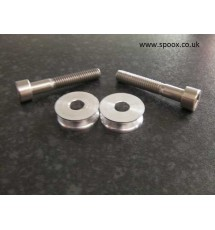 Peugeot 306 Gti-6 Outer Cambelt Cover Lower Retainers