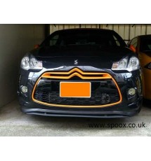 Citroen DS3 Carbon Fibre Fog Light Surrounds