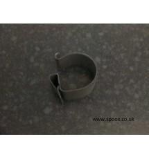 Peugeot 205 GTI cooling fan resistor mount clip