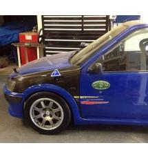 Peugeot 106 S2 Carbon Fibre N/S Front Wing