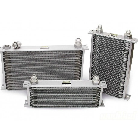 Earls 16 Row Oil Cooler Radiator - 235mm (WIDE)