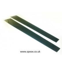 Citroen Saxo Carbon Fibre Mirror Covers