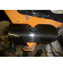 Citroen Saxo Carbon Fibre Glovebox Lid Cover - RHD