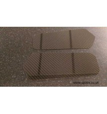 Peugeot 106 Carbon Fibre Boot Vent Blanks