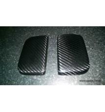 Peugeot 106 Carbon Fibre Door Handle Covers