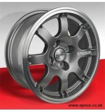 "Speedline SL434 Alloy (6.75""x15"") - Anthracite"