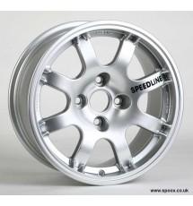 """Speedline SL434 Alloy (6.75""""x15"""") - Silver"""