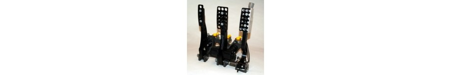 Race Type Pedal Boxes and Parts