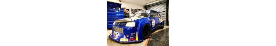 Time Attack Peugeot 205 Car 13 Build