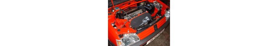 Peugeot 405 Mi16 Silicone Oil Breather Hoses