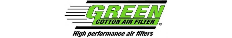 Green Cotton Airfilters